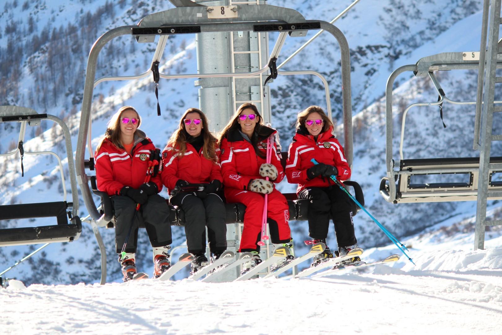 école de Ski Breuil Cervinia